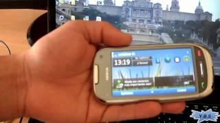 getlinkyoutube.com-Nokia C7 RESET, FORMATEAR, Actualizar versión , Actualizar aplicaciones.