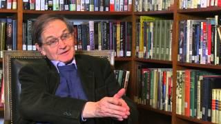 Sir Roger Penrose – Interview