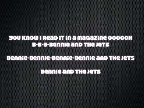 Haley Reinhart - Bennie and The Jets With Lyrics + Download Link