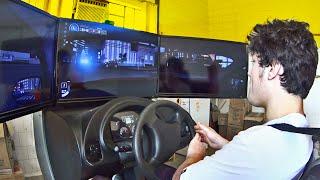 getlinkyoutube.com-Carro Simulador - Auto Escola