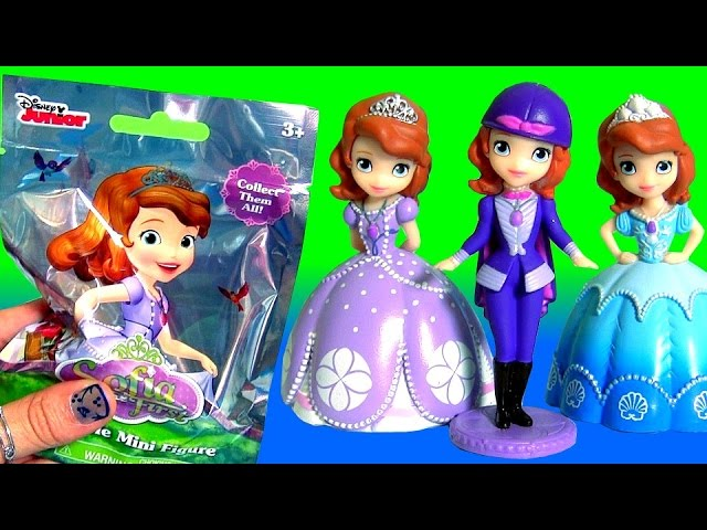 Princess Sofia the First blind bags