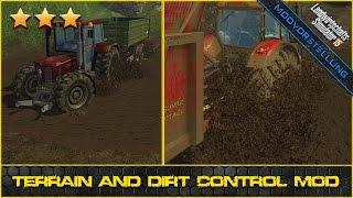 getlinkyoutube.com-LS 15 Modvorstellung #469 ★ Terrain and Dirt Control Mod V1.0