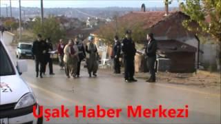 Uşak'ta Şafak Operasyonu! 70 Gözaltı!