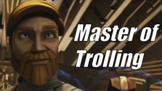 getlinkyoutube.com-Obi-Wan Kenobi - Master of Trolling