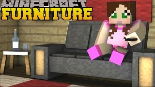 getlinkyoutube.com-Minecraft: FURNITURE CHALLENGE (WHO WILL DECORATE THE ROOM BEST?) Mod Showcase