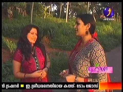 Malayalam anchor Anusree .mpeg