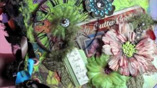 getlinkyoutube.com-Scrapbooking Mini Album for Velma!.m4v