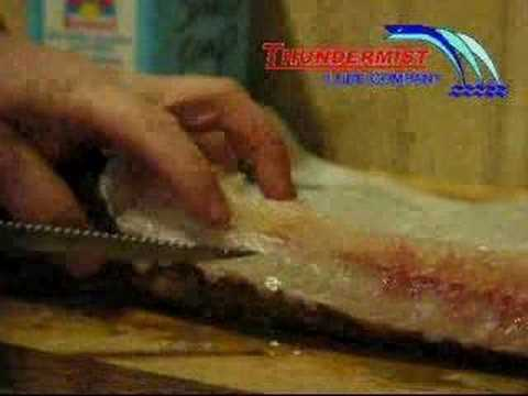 How to Fillet a Northern Pike - Fillet a Northern Pike with No Bones - Pike Cleaning