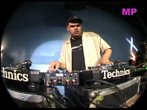 ABILITIES VS PRECYSE - 2000 SCRIBBLE JAM DJ BATTLE