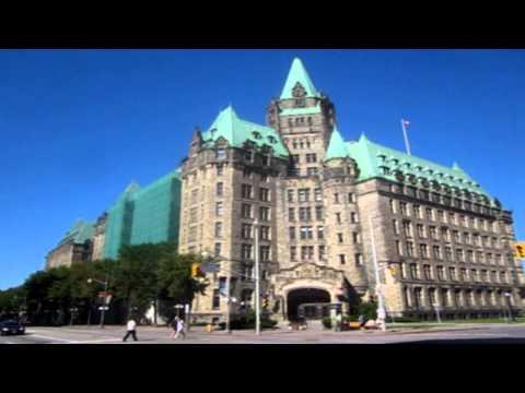 Ottawa downtown Travel