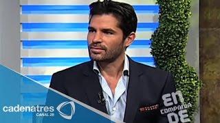 getlinkyoutube.com-En compañía de… Eduardo Verástegui 24/05/15