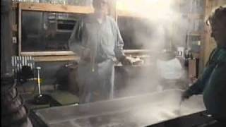 getlinkyoutube.com-Maple Syrup, Flat Pan Finishing