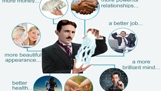 Nikola Tesla 369/How To Train Your Mind To Attract What You Desire/Money/Joy/Job/Thoughts/The secret