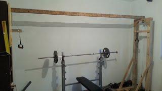 getlinkyoutube.com-Homemade fitness equipment-cable crossover