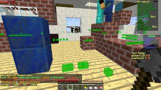 getlinkyoutube.com-Minecraft Griefing - Dummes Kiddy löscht sein GS!