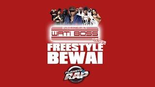 Freestyle de Biwai, la nouvelle recrue de Wati-B