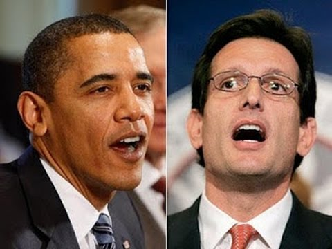 The Best/Worst Part About Obama's Immigration Talk With Cantor