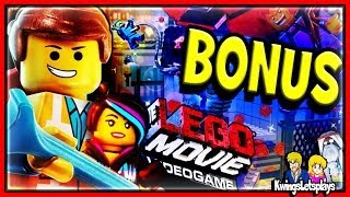 getlinkyoutube.com-LEGO Movie Videogame Walkthrough Bonus Room Free Play