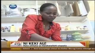 Mpishi mbunifu wa keki za umbo lolote