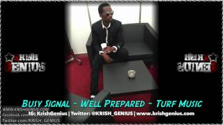 Busy Signal - Well Prepared
