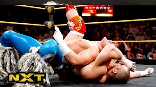 Mojo Rawley vs. Tyler Breeze: NXT 24-07-2014