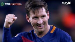 هدف ميسى الخرافى على  إسبانيول  بتعليق عصام الشوالى 6-1-2016 HD