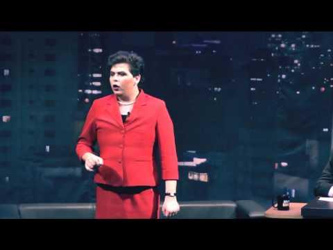 Dilma(kibeloco) falando sobre familia