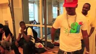 getlinkyoutube.com-Chris Brown + Waka Flocka + Juelz + Jim Jones & more playing Celebrity Basketball - slowbucks