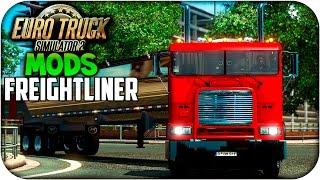 getlinkyoutube.com-Freightliner FLB | euro truck simulator 2 | 1.21 - 1.22