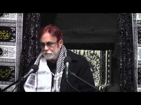 Hasan Abbas Ahsan Reciting Salaams - 12/26/13