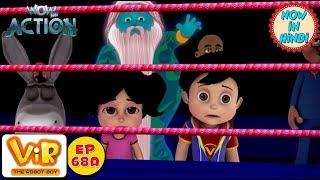 Vir: The Robot Boy | Gintu Ki Boxing | As Seen On HungamaTV | WowKidz Action