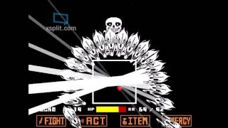 getlinkyoutube.com-the easiest boss in undertale