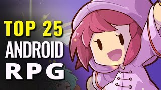 Top 25 Android RPGs | Best Android Role-playing Mobile Games width=