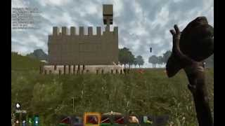 getlinkyoutube.com-7 Days To Die punishing a hacker!