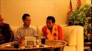 Indra Tamang interviews World Tour Cyclist Furtemba Sherpa