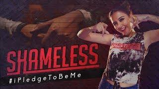 Shameless (शेमलेस) by Prajakta Koli ft. Raftaar | MostlySane | #iPledgeToBeMe