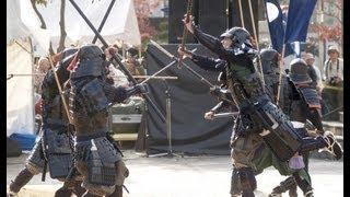 Samurai Battle Festival - Battle of Sekigahara Festival