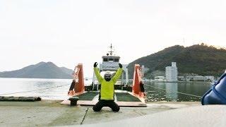 getlinkyoutube.com-スーパーカブ110弾丸ツーリング 愛知⇔福岡 1泊4日 1487km 復路編
