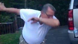 getlinkyoutube.com-[White People Edition] Dab Dance Vine Compilation