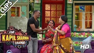 'DJ' Bravo Getting Lessons On Bollywood   The Kapil Sharma Show   Episode 10   22nd May 2016