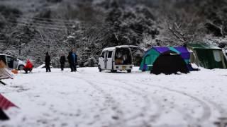 getlinkyoutube.com-おじさん達の新年会コラボキャンプ in 福岡 2017.01.14・15