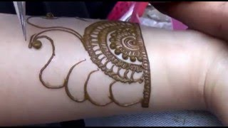 getlinkyoutube.com-Mehendi/ Best Henna Mehndi Design 2014 By MehndiArtistica *