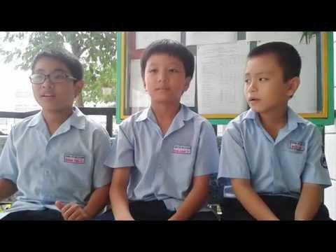 [Robothon 2014] - Trường TH An Khánh , TP. HCM - Nhóm HKT - Hạng Sơ Cấp
