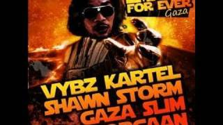 Vybz Kartel (Ft. Popcaan, Shawn Storm & Gaza Slim) - Empire For Ever