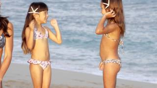 getlinkyoutube.com-San Lorenzo Bikinis Keiki (Kids) Collection