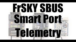 FrSky SBUS and Telemetry Setup
