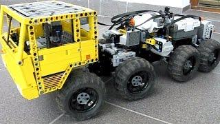 getlinkyoutube.com-Lego Tatra T813 8x8