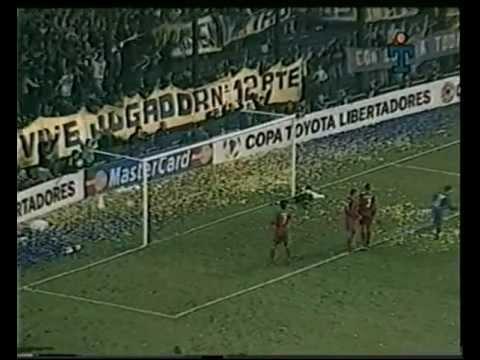 Boca Campeon de la Copa Libertadores 2003
