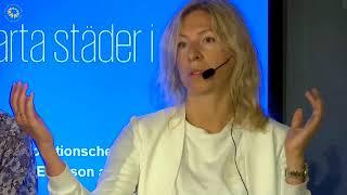 KPMG - Hur skapar vi smarta städer i Sverige?