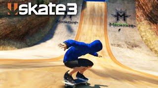 getlinkyoutube.com-SKATE 3: CHALLENGE e CORRIDA DE SKATE! #125